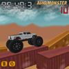 3D canavar kamyon AlilG oyunu