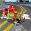 3D Jet kamyon oyunu