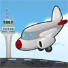 Uçak pist Park oyunu