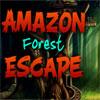 Amazon orman kaçış oyunu