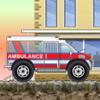 Ambulans kamyon şoförü 2 oyunu