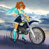 Anime Motocross oyunu