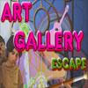 Sanat Galerisi kaçış oyunu