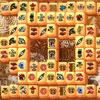 Aztek kalıntı Mahjong oyunu