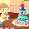 Babys ilk pasta oyunu
