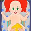 Bebek bezinin değişmesi oyunu