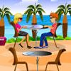 Plaj Restoran oyunu