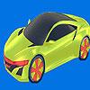 En iyi gelecek araba boyama oyunu