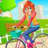 Bloom Bisiklet kız oyunu