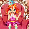 Bloom doğum günü partisi oyunu