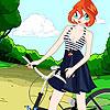 Bloom Bisiklet moda oyunu