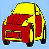 Araba park boyama oyunu