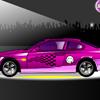 Araba dekorasyon oyunu