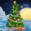 Noel ağacı süsle oyunu
