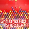 Noel top atıcı oyunu