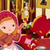 Cinderella temizlik Rush oyunu