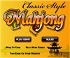 Klasik stil Mahjong oyunu