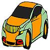 Rahat en iyi araba boyama oyunu