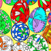 Boyama Paskalya yumurta 1 oyunu