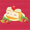 Yemek meyve kek oyunu