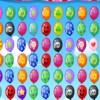 Renkli balonlar bağlantı oyunu