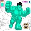 Hulk oyun renk