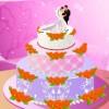 Tasarım mükemmel düğün pastaları oyunu