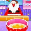 Lezzetli Noel kurabiyeleri oyunu