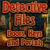 Dedektif dosyaları 2 kapaklı anahtarları ve portallar oyunu
