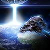 Savunma uzaylılarla savaş oyunu