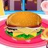 Lezzetli Burger King oyunu