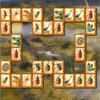 Dinozorlar dönem Mahjong oyunu