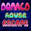 Donald ev kaçış oyunu