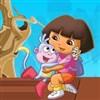 Dora Saves Boots oyunu