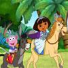 Dora Journey bulmacalar oyunu