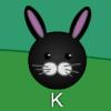Yazarak Paskalya tavşanları oyunu