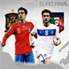 EURO son İspanya Vs İtalya oyunu