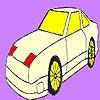 Hızlı yıldız araba boyama oyunu