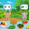 Bebek filler besleme oyunu