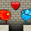 FireBoy ve Watergirl öpücük oyunu