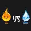 Ateş Vs su oyunu