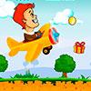 Üzerinde uçan uçmak oyunu