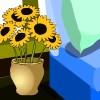 çiçek ev kaçış oyunu