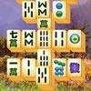 Dört mevsim Mahjong oyunu