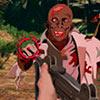 Forrest memur zombi çekim oyunu