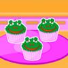 Kurbağa Cupcakes oyunu