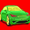 Son sürat araba boyama oyunu