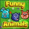 Komik hayvanlar oyunu