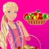 Kız gibi meyve Shop oyunu