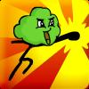 Yeşil bulut yumruk Fury oyunu